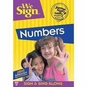 We Sign Numbers DVD