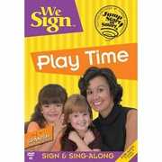 We Sign Play Time DVD