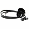 Williams Sound HED 027 Heavy Duty Folding Headphone