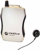Williams Sound Motiva Personal FM R33 Receiver w/ Earphone