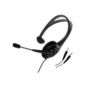 Williams Sound Noise-Canceling Headset Microphone with 2 Plugs