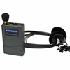 Williams Sound Pocketalker Pro Personal Sound Amplifier with Heavy Duty Folding Headphone H27