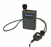 Williams Sound Pocketalker Pro Personal Sound Amplifier with Neckloop N01