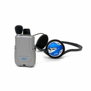 Williams Sound Pocketalker Ultra Personal Sound Amplifier with Behind-the-Head Headphone H26