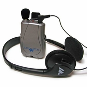 Williams Sound Pocketalker Ultra Personal Sound Amplifier with Deluxe Folding Headphone H21