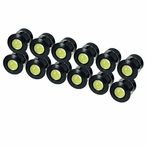 12PC Eagle Eye LED SMD Lights
