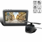 136-Wide Multi-Angle Backup Camera System