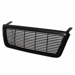 1pc Upper Grill (Black)