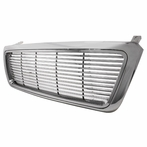 1pc Upper Grill (Chrome)