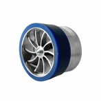 Air Intake Single Side Turbo Fan (Blue)