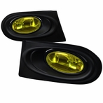 Amber Euro Fog Lights
