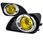 Amber Fog Lights