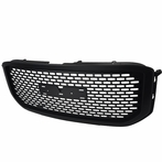Black ABS Front Hood Grille