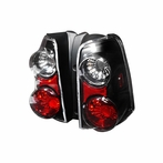 Black Altezza Tail Lights