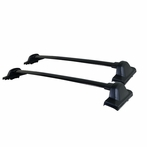 Black Aluminum Roof Rack