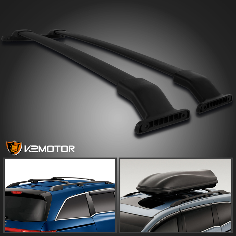 for 11 15 honda odyssey van roof rack cross bars luggage carrier set. Black Bedroom Furniture Sets. Home Design Ideas