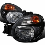 Black Crystal Headlights