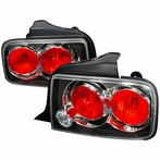 Black Euro Altezza Tail Lights