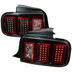 Black LED Altezza Tail Lights