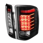 Black LED Tail Lights