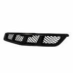 Black MU-Style Front Hood Grille