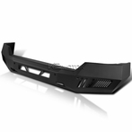 Black Steel Front Bumper Guards