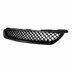 Black TR-Style  Hood Grille