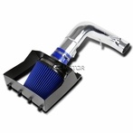 Blue Filter Cold Air Intake System + Heat Shield