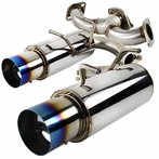 Burnt Tip Catback Exhaust System