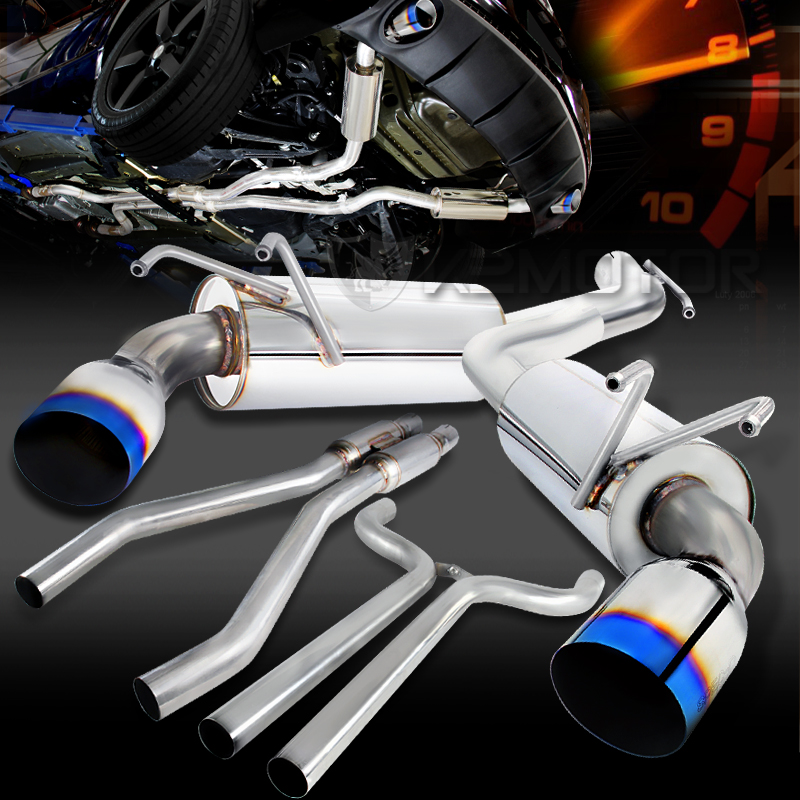 Mbrp S5328409 Taa Cat Back Exhaust System Dual Split Side 2 1: 2016 Taa Exhaust Upgrade At Woreks.co