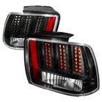 Carbon Fiber Euro LED Tail Lights