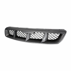 Carbon Fiber MU-Style Front Hood Grille