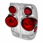 Chrome 3D Altezza Tail Lights