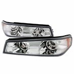 Chrome Bumper Lights