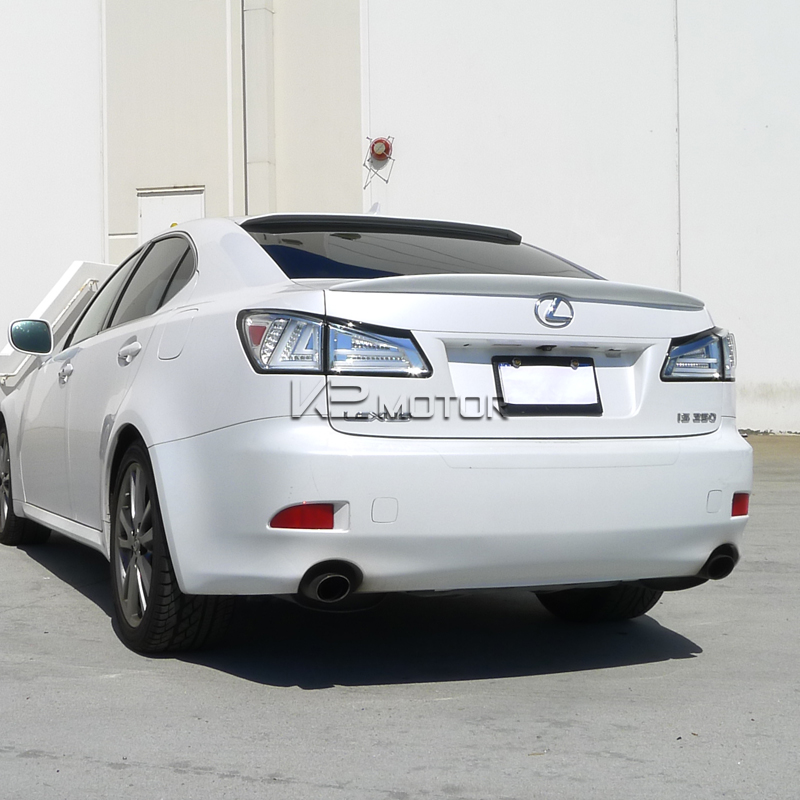 2008 Lexus Is 250 Price: 2006-2008 Lexus IS250/350 LED Tail And Trunk Light