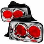 Chrome Euro Altezza Tail Lights