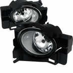 Chrome Euro Fog Lights
