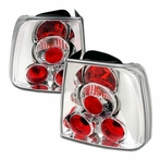 Chrome Euro Tail Lights
