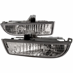 Chrome Fog Lights