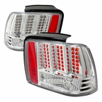 Chrome LED Tail Lights