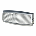 Chrome Mesh Grille Guard