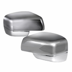 Chrome Side Mirrors Covers