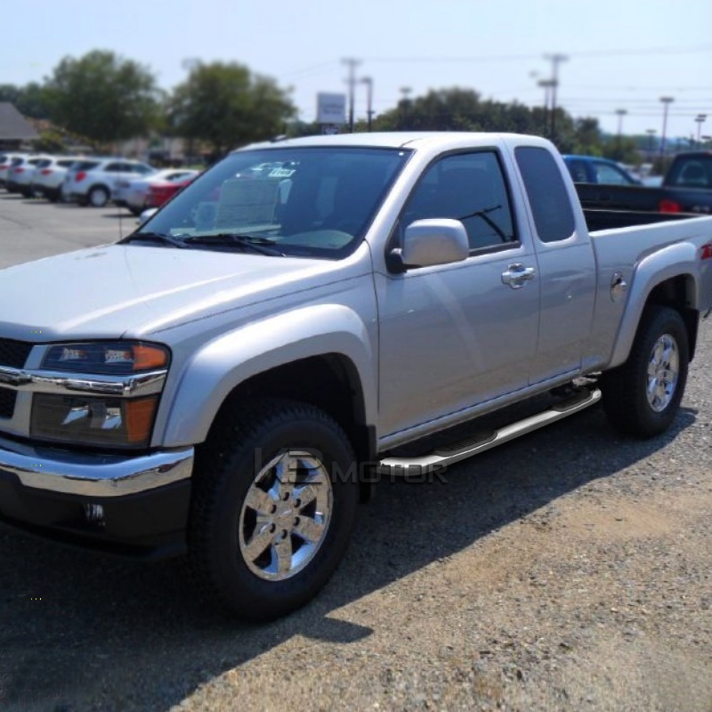 2004-2012 Chevy Colorado/GMC Canyon Extended Cab Side Step Bar