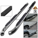 Chrome Stainless Steel Side Step Bars