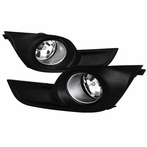 Clear Fog Light Kit