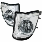 Clear OEM Fog Lights