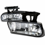 Clear OEM Fog Lights Kit