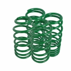 Coil Lowering Springs (Green)