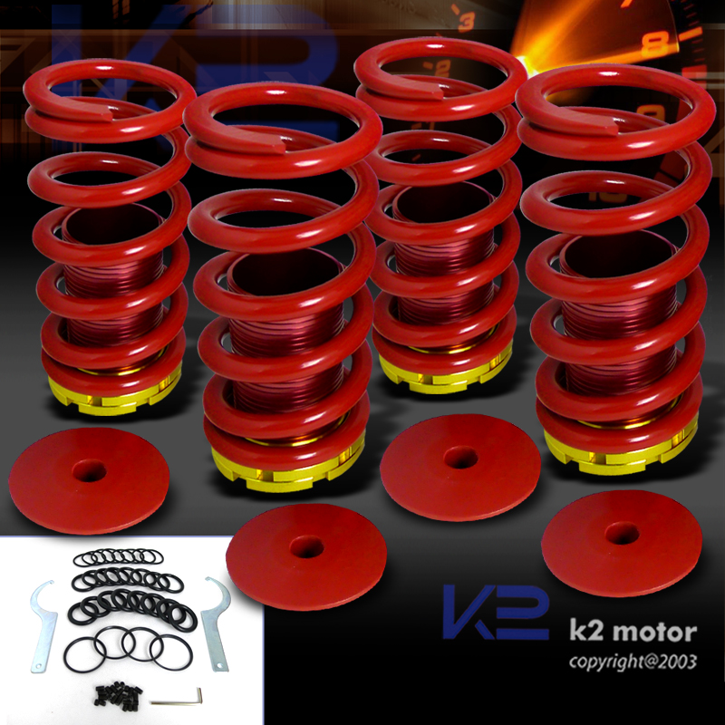 94-01 Acura Integra Coilover Springs High/Low Kit