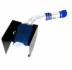 Cold Air Intake + Blue Filter + Heat Shield (5.4L V8)